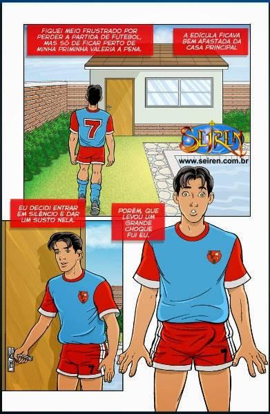 Priminha Gostosa vol 1 The Hentai pt br 03 - hentai, comics-hq