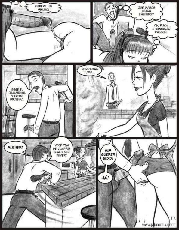 Ay Papi Parte 4 Hentai pt br 06 - incesto, hentai, comics-hq