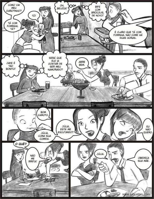 Ay Papi Parte 4 Hentai pt br 10 - incesto, hentai, comics-hq