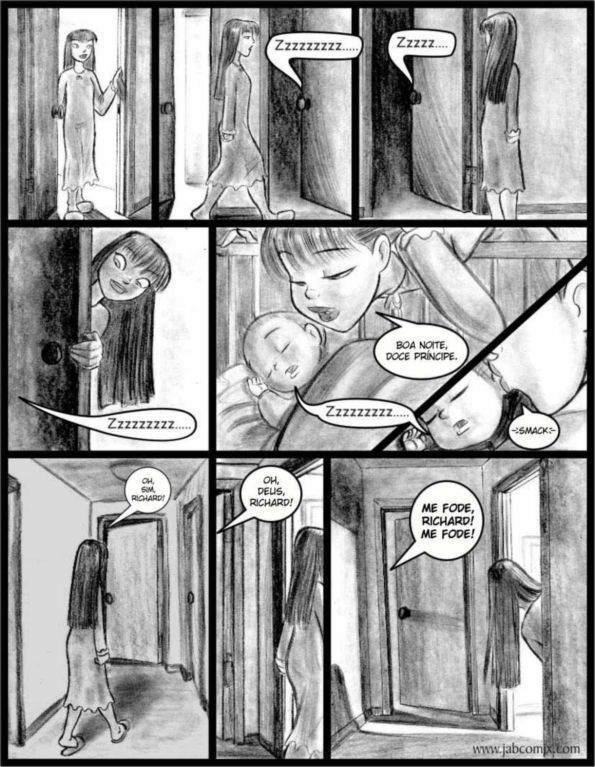 Ay Papi part 5 Hentai pt br 07 - incesto, hentai, comics-hq