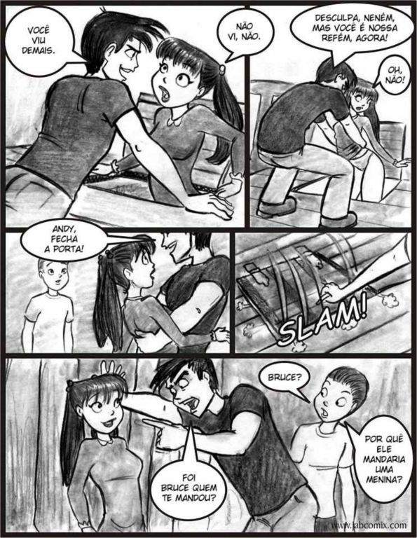 Ay Papi parte 3 Hentai pt br 05 - incesto, hentai, comics-hq