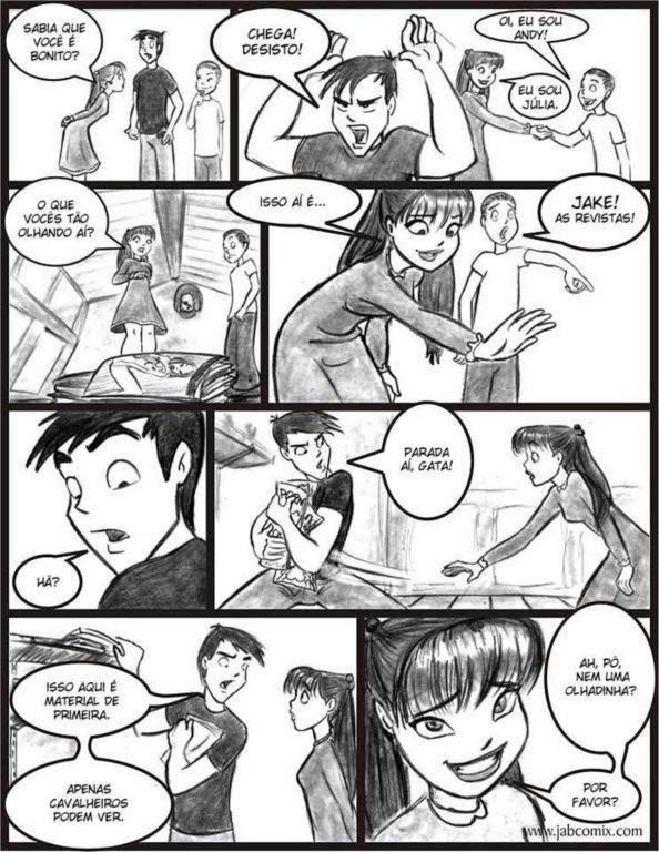 Ay Papi parte 3 Hentai pt br 06 - incesto, hentai, comics-hq
