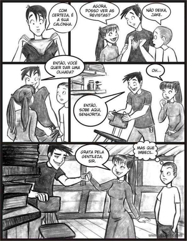 Ay Papi parte 3 Hentai pt br 09 - incesto, hentai, comics-hq