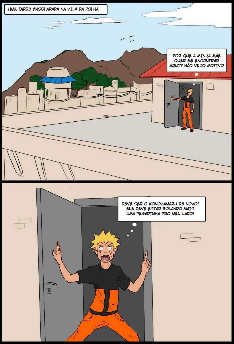 Naruto and Kushina Hentai pt br 02 - incesto, hentai, comics-hq