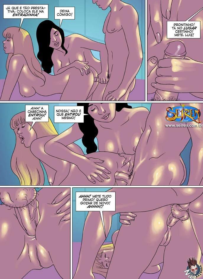 Priminha Gostosa parte 7 Hentai pt br 17 - incesto, hentai, comics-hq