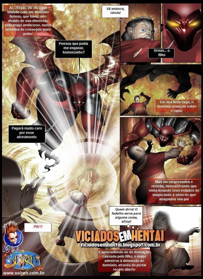 A Toca do Dragao parte 3 Hentai pt br 08 - parodia, hentai, comics-hq