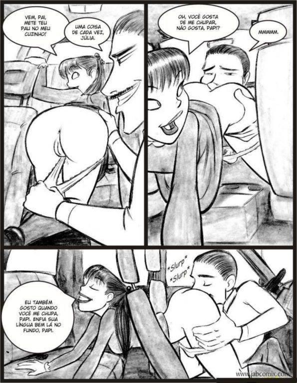 Ay Papi part 7 Hentai pt br 05 - incesto, hentai, comics-hq