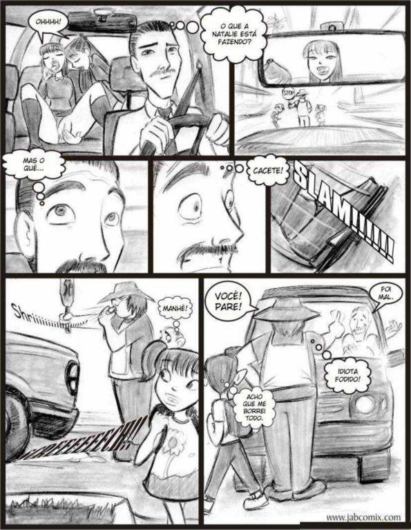 Ay Papi part 7 Hentai pt br 21 - incesto, hentai, comics-hq