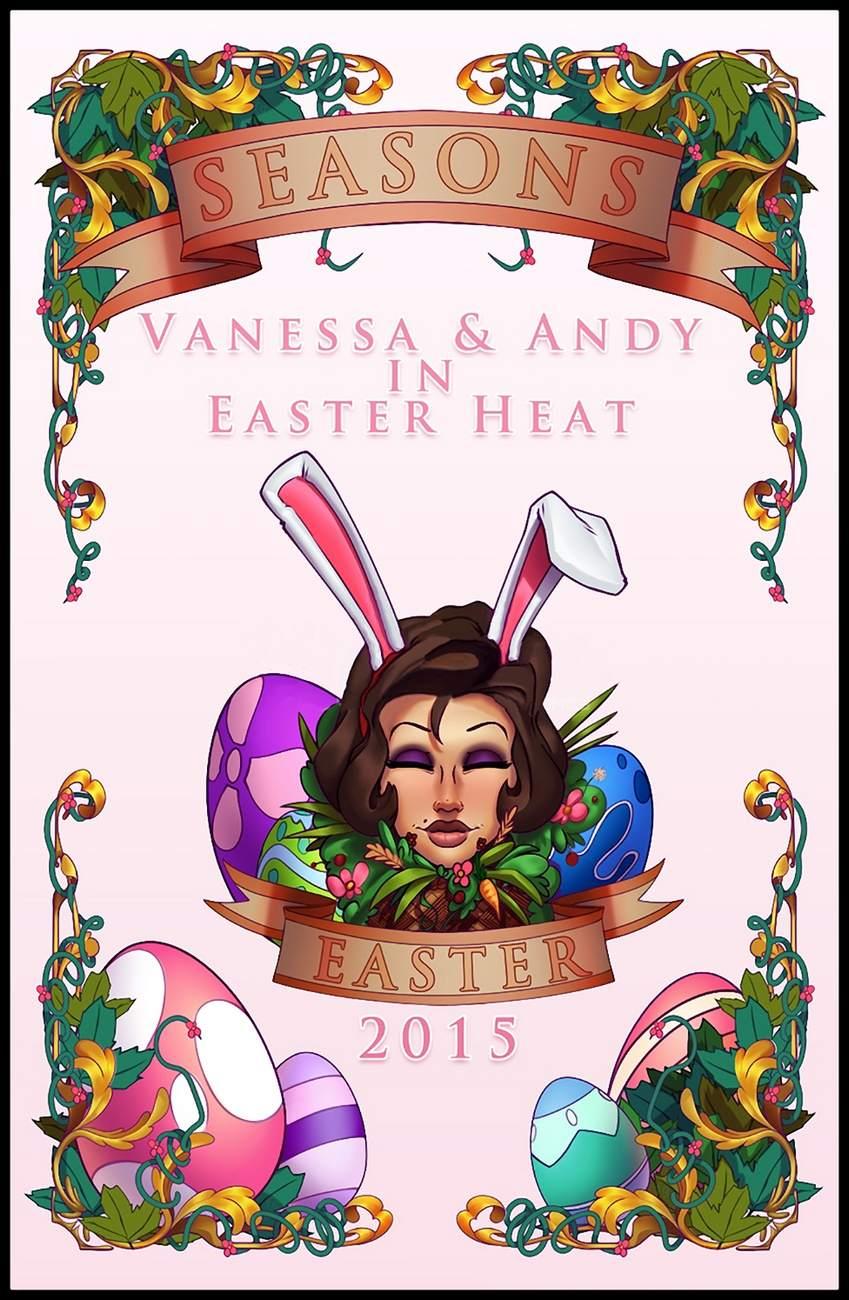Easter Heat 2015 Hentai pt br 01 - hentai, exclusiva, comics-hq