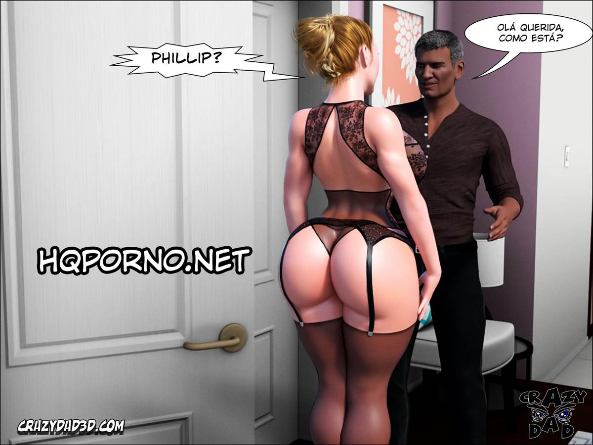 Father in Law at Home 1 Hentai pt br 20 - hentai, 3d