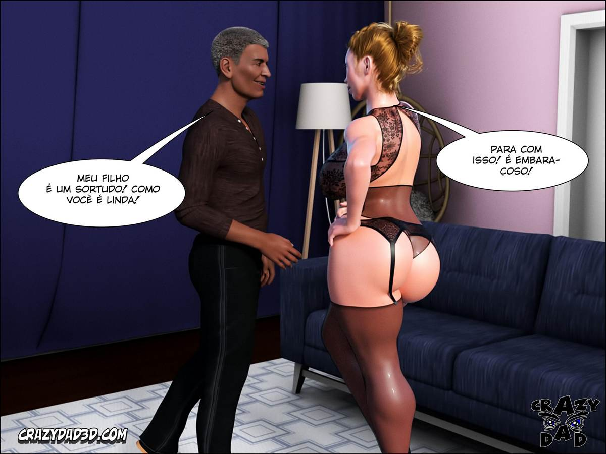 Father in Law at Home 1 Hentai pt br 27 - hentai, 3d