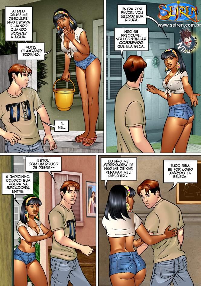 Priminha gostosa part 8 Hentai pt br 04 - incesto, hentai, comics-hq