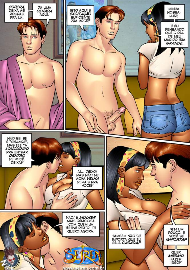 Priminha gostosa part 8 Hentai pt br 10 - incesto, hentai, comics-hq