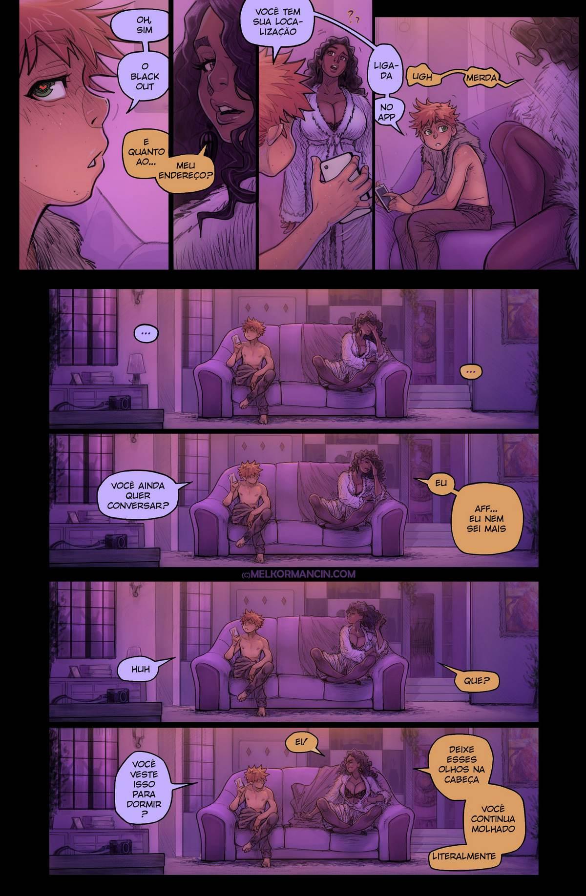 Spades Melkor Mancin Hentai pt br 06 - hentai, exclusiva, comics-hq