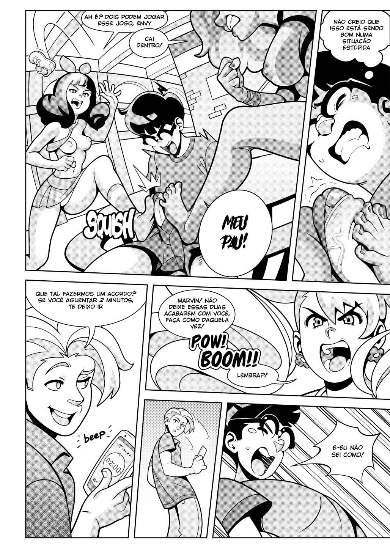 Hot Shit High part 2 Hentai pt br 24 - hentai, exclusiva, comics-hq