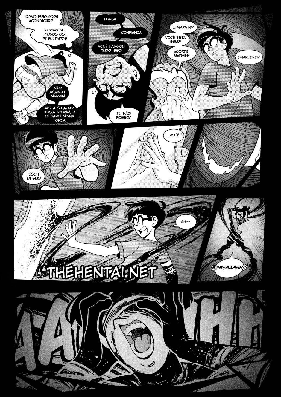 Hot Shit High part 2 Hentai pt br 35 - hentai, exclusiva, comics-hq