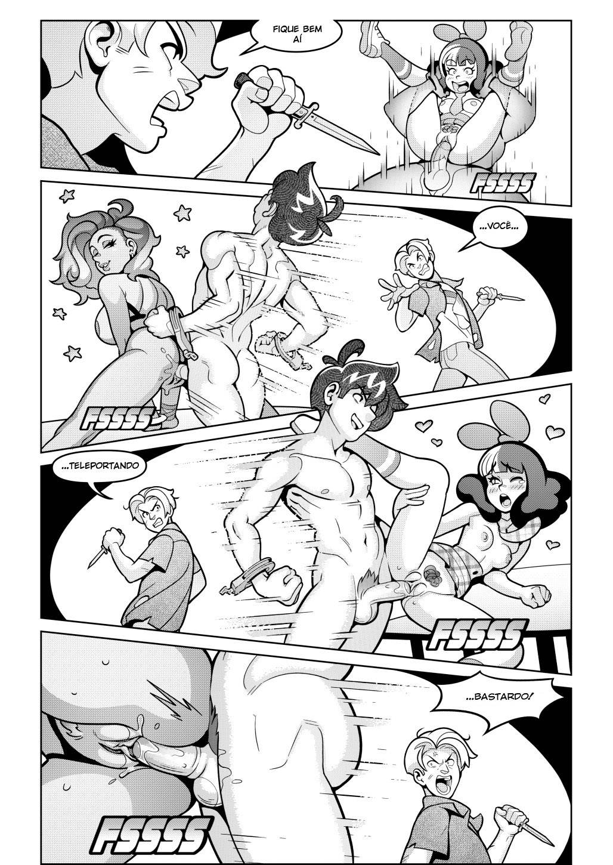Hot Shit High part 2 Hentai pt br 47 - hentai, exclusiva, comics-hq