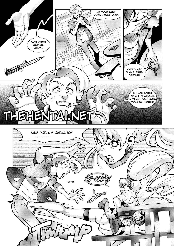 Hot Shit High part 2 Hentai pt br 49 - hentai, exclusiva, comics-hq
