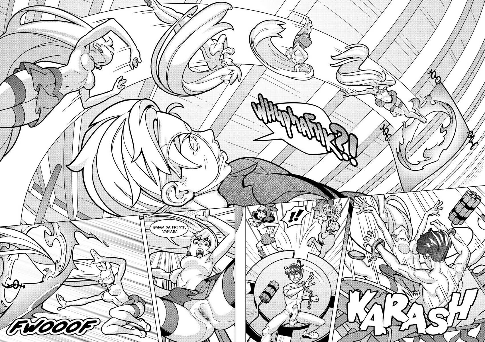 Hot Shit High part 2 Hentai pt br 57 - hentai, exclusiva, comics-hq