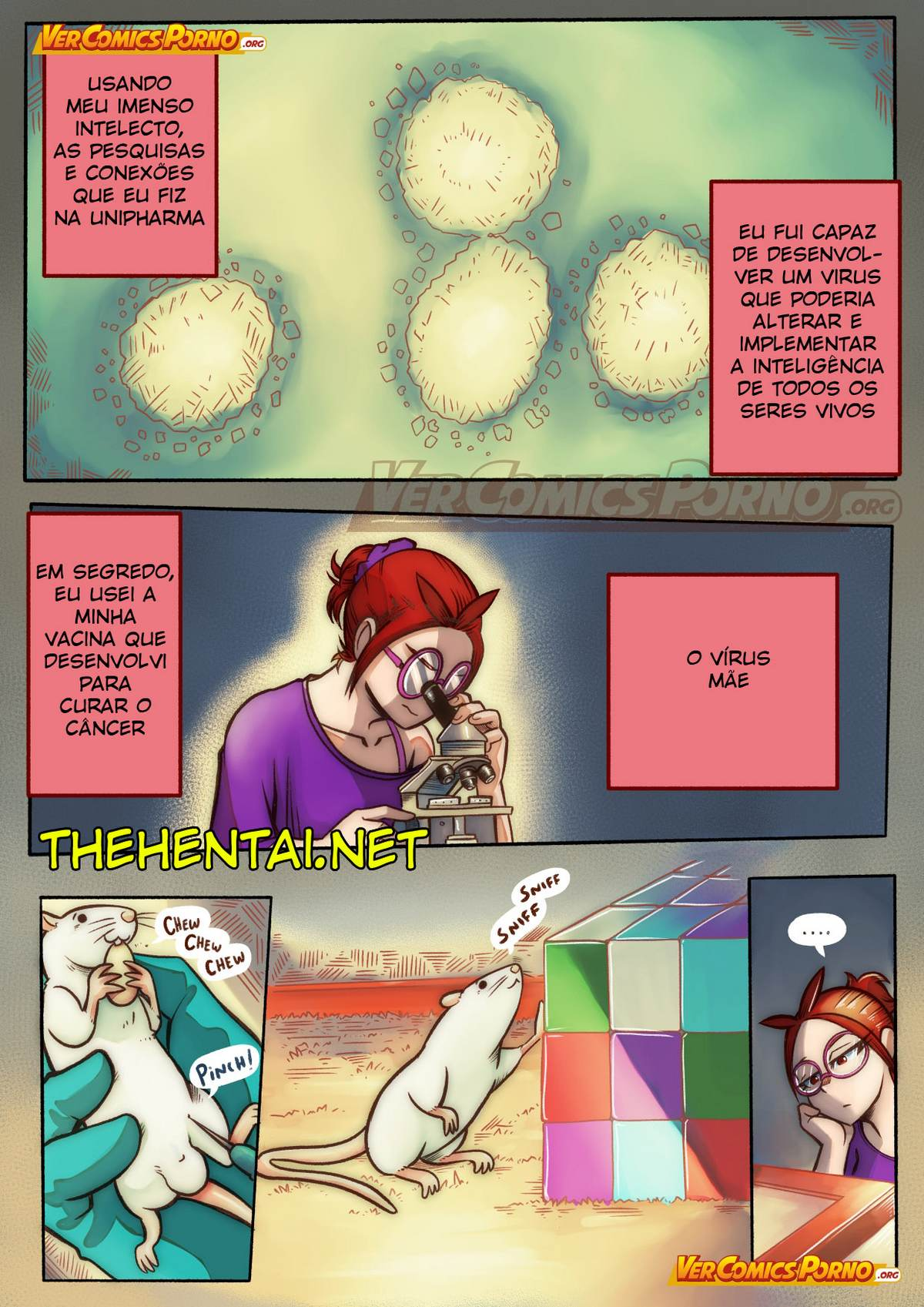 Cherry Road part 4 Hentai pt br 13 - hentai, exclusiva, comics-hq