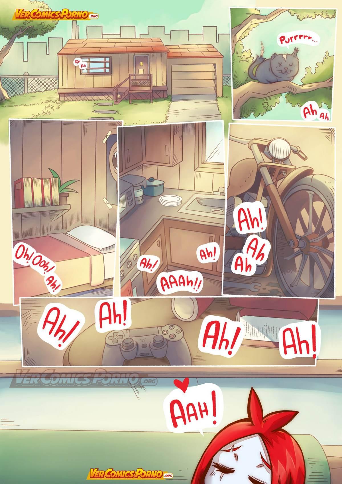 Cherry Road part 4 Hentai pt br 19 - hentai, exclusiva, comics-hq