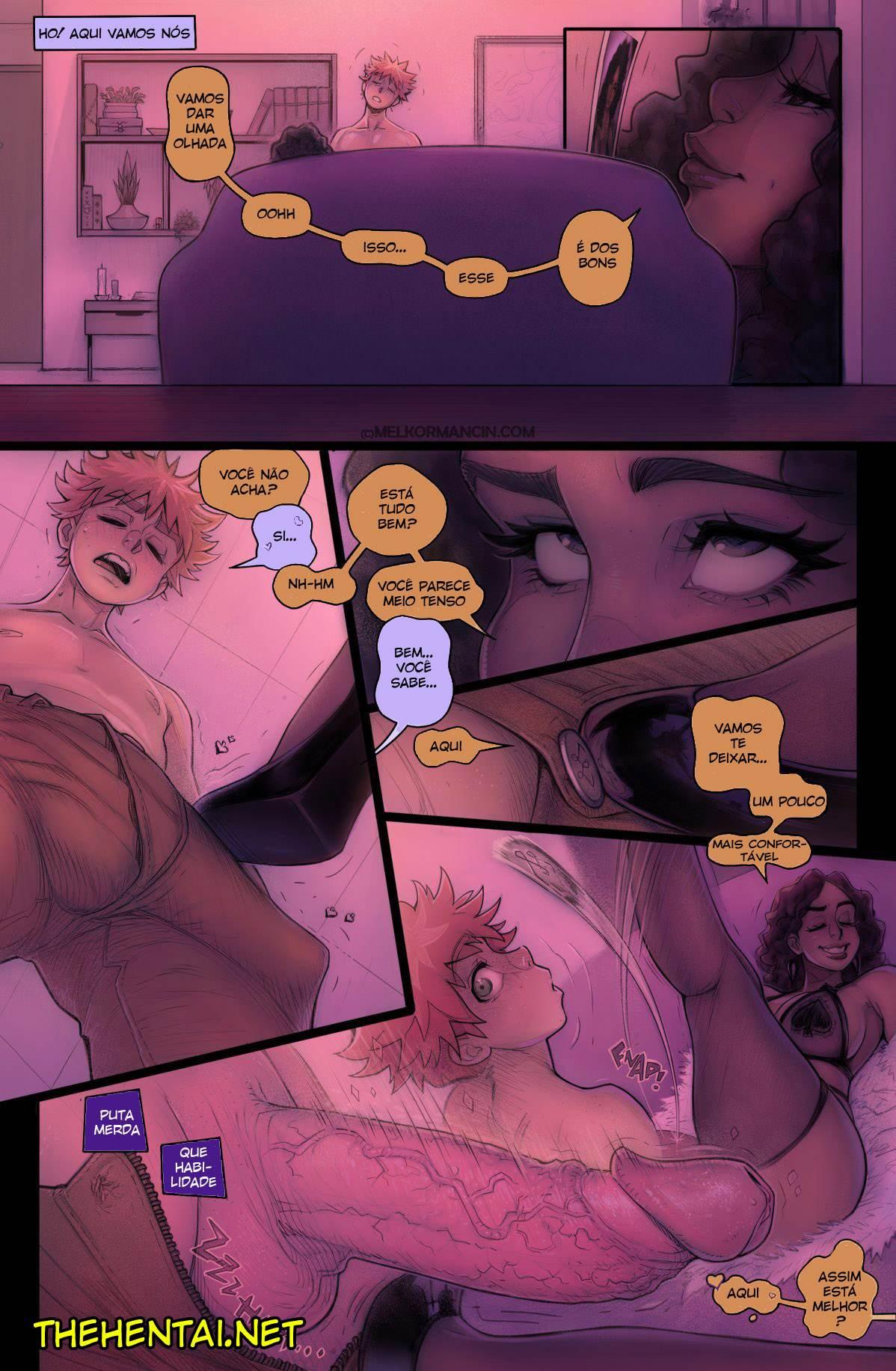Spades Melkor Mancin Hentai pt br 13 - hentai, exclusiva, comics-hq