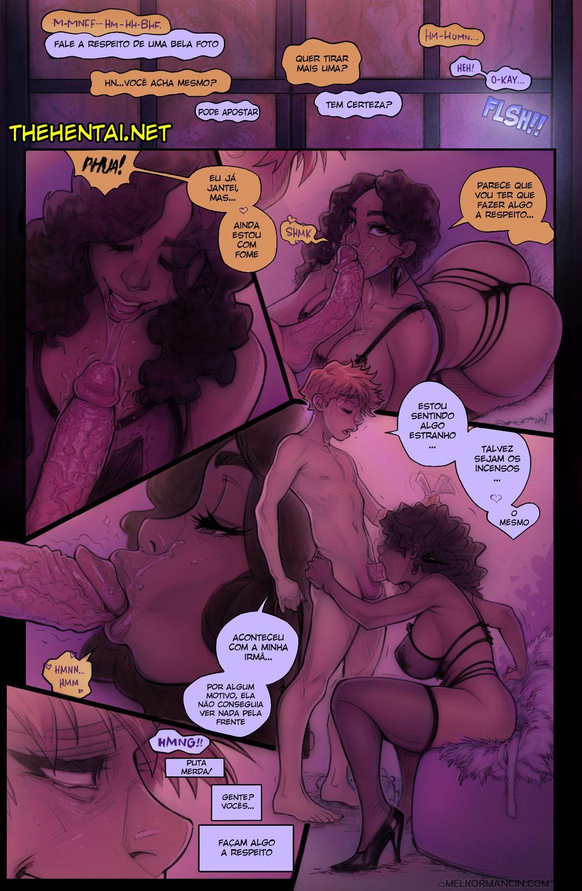 Spades Melkor Mancin Hentai pt br 15 - hentai, exclusiva, comics-hq